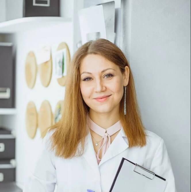 Доктор Лада Ступакова